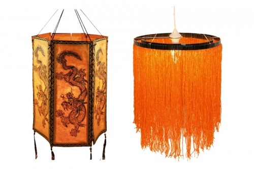 Pendant Lamps and Lamp Shades