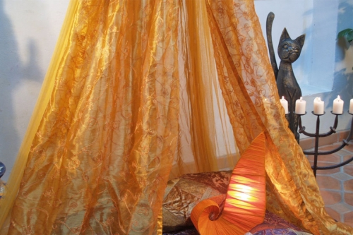 Mosquito nets & bed canopy
