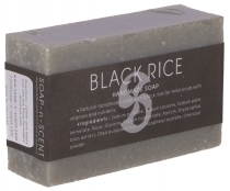 Handmade scented soap, 100 g Fair Trade - Black Rice