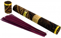 Balinese incense sticks in noble batik cloth packaging - Jasmine