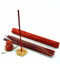 Balinese Incense Set - Vanilla