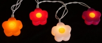 Flowers LED Chain of Lights - lucky flower