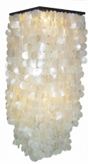 Ceiling lamp/ceiling lamp Sabah long, shell lamp from hundreds of..