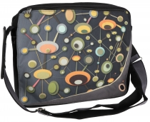 70`s up Retro Schultertasche, Laptop - Modell 10
