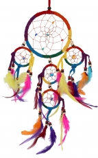 Dreamcatcher - Rainbow 12 cm
