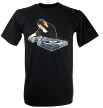 Fun T-Shirt - DJ nun