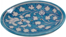 Hand painted ceramic soap dish no. 3