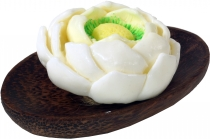 Handmade `Fruit Flower` Soap - Lotus