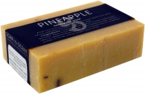 Handmade scented soap, 100 g Fair Trade - Pineapple