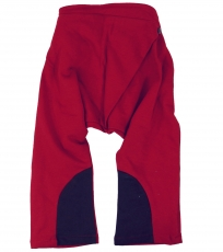 Kids pants, Pumphose - red/brown