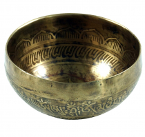 Singing bowl 10 cm from Nepal Mantra Design