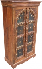 Wardrobe, wardrobe, solid wood, colonial style - Model 8