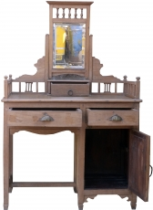 Dressing table, dressing room wardrobe - model 40