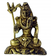 Shiva talisman from India 5,5, cm - motif 6
