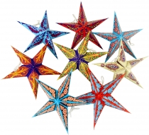 Star lights, ministers set - multicolour