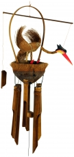 Exotic Bamboo Chime - Bird Wind Chime