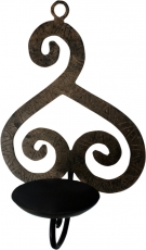 Wall candle holder - 1