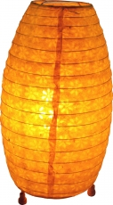 Corona Lokta paper table lamp/table lamp 30 cm