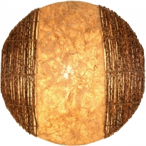 Wall lamp/wall lamp, handmade in Bali from natural material - mod..