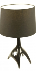Table lamp Kokopelli - Bakhaw Black