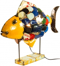 Table Lamp/Table Lamp Iron Fish