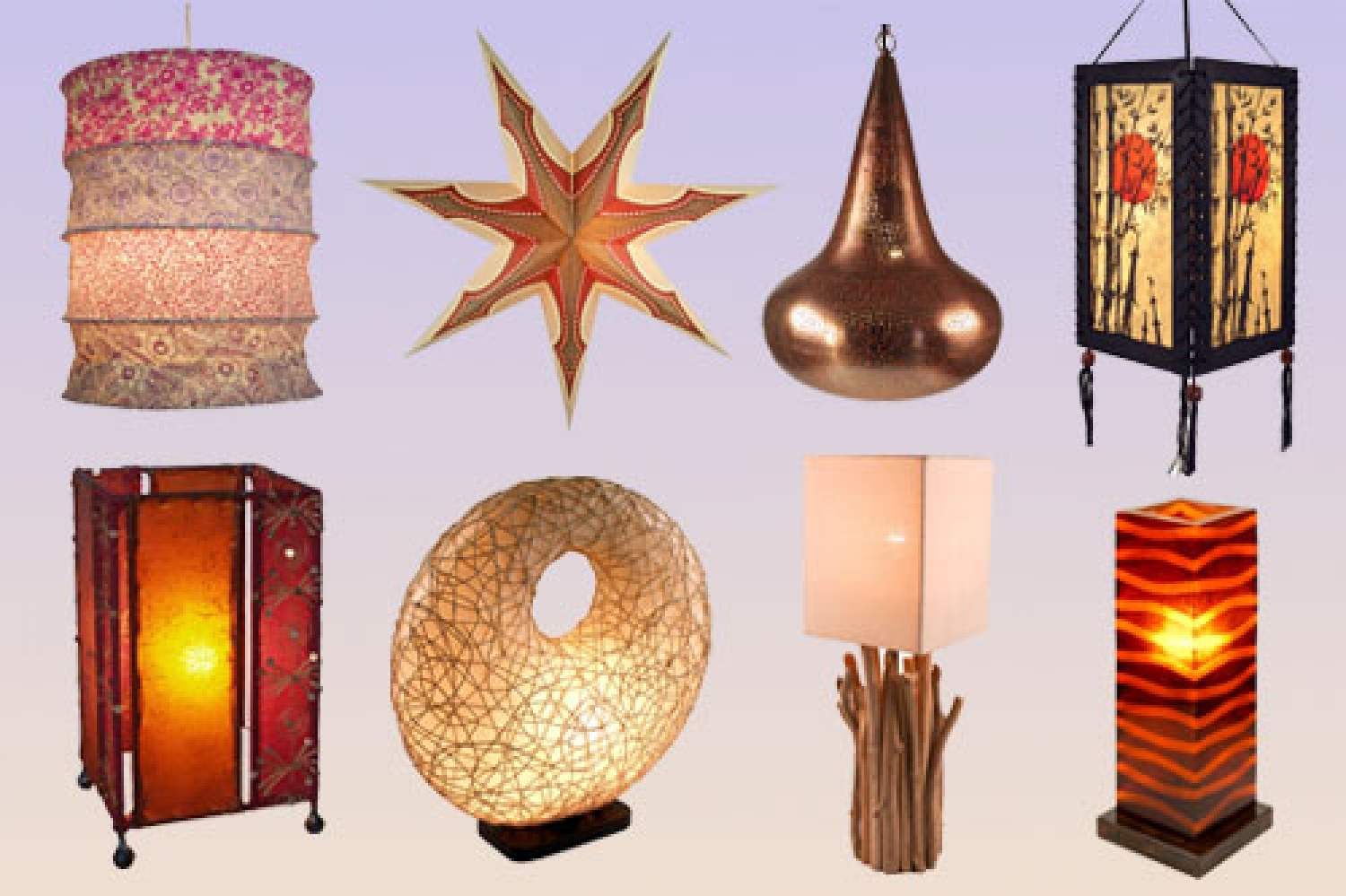 Lamps & Star Lights
